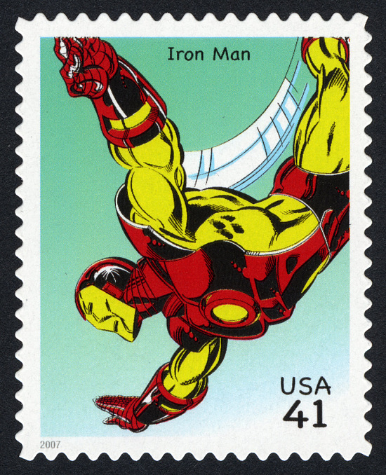 image for 41c Iron Man single