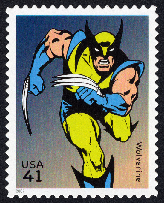 image for 41c Wolverine single