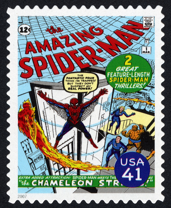 image for 41c Cover of Spider-Man #1 single
