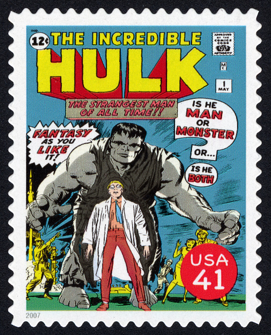image for 41c Cover of The Hulk #1 single