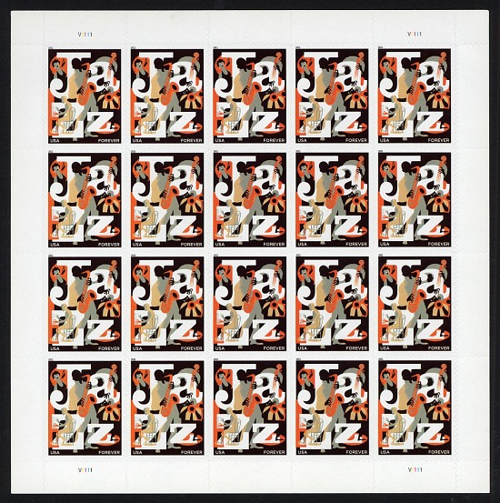 image for Forever Jazz pane of 20