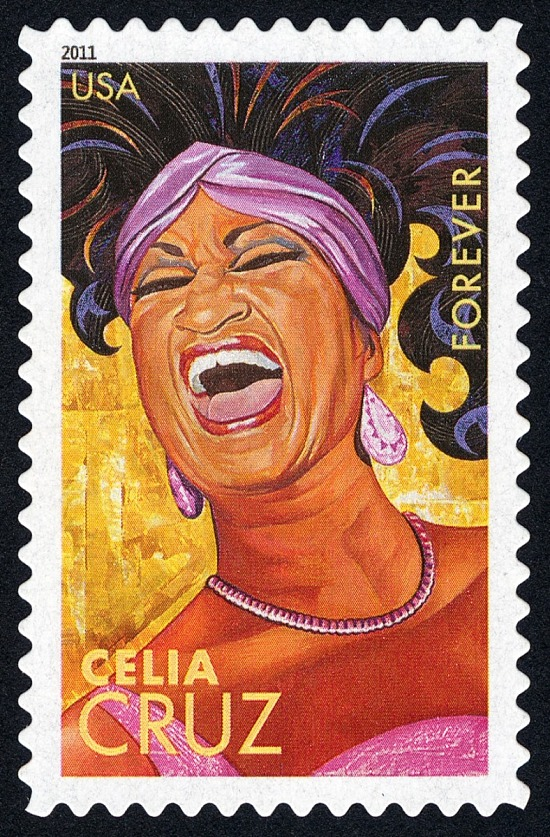 image for Forever Latin Music Legends: Celia Cruz single