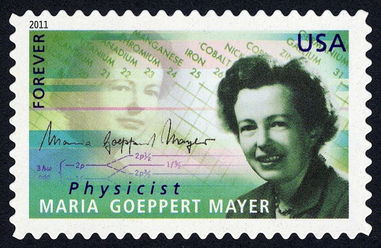 image for Forever American Scientists: Maria Goeppert Mayer single