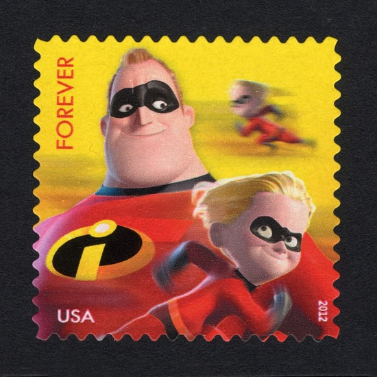 image for Forever Mail a Smile: The Incredibles single