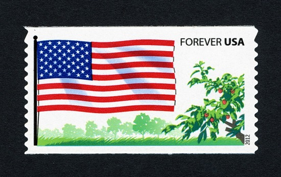 image for Forever Stars and Stripes and the Fruited Plain coil single