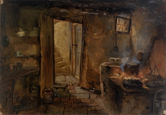 image for Interior of a Kitchen