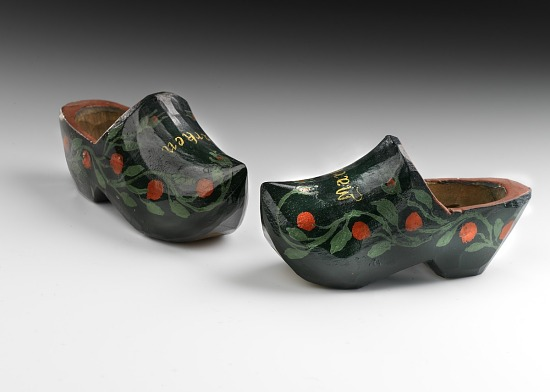 image for Toy Wooden Shoes