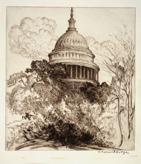 image for U.S. Capitol Dome