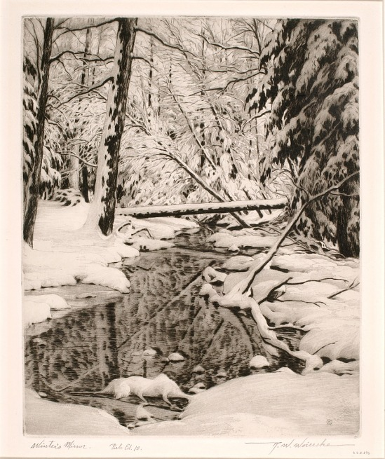 image for Winter's Mirror