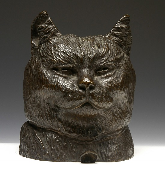 image for Head of a Cat