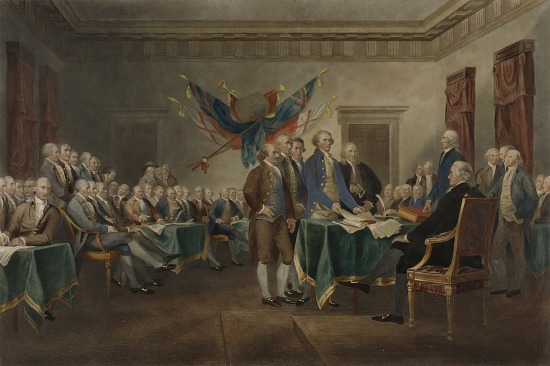 image for Signing of the Declaration of Independence