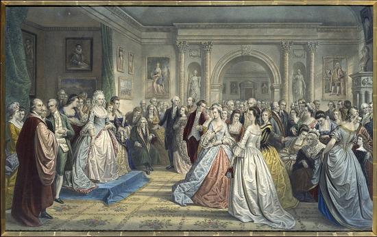 image for Lady Washington's Reception