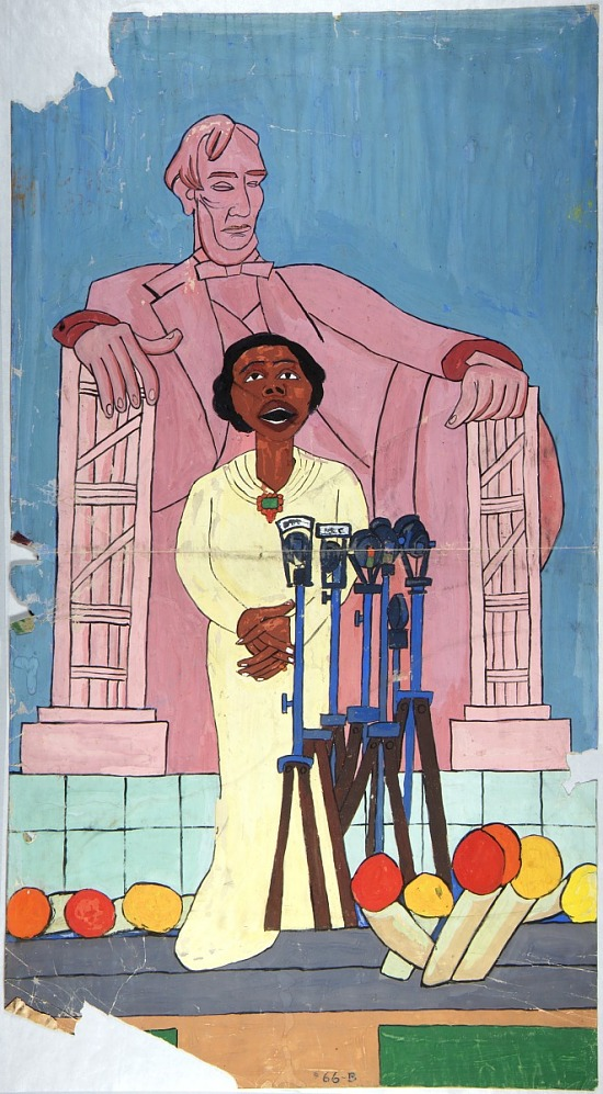 image for Marian Anderson #1