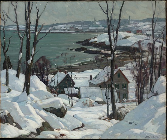 image for Rockport in Winter