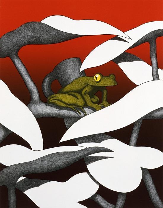 image for Jivaroland Frog Cup
