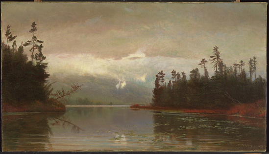 image for A North Woods Lake