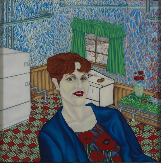 image for Poet in Her Kitchen
