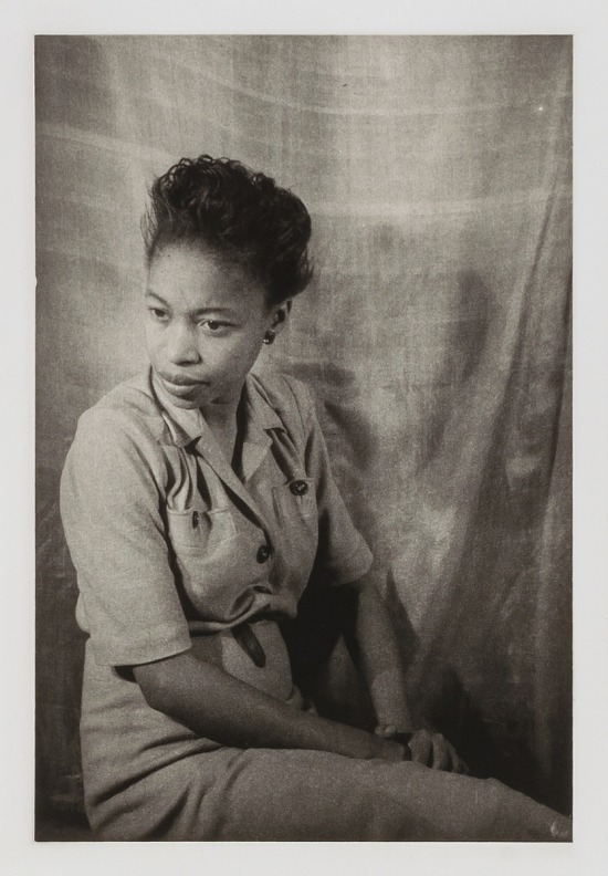 image for Margaret Walker, from the portfolio 'O, Write My Name': American Portraits, Harlem Heroes