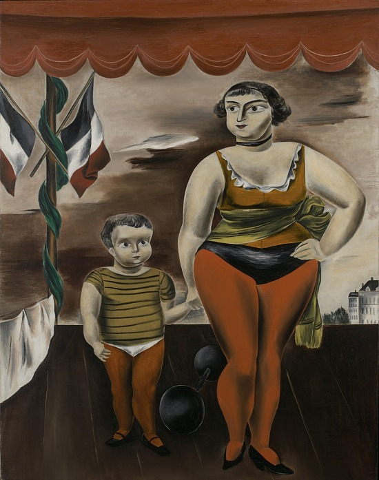 image for Strong Woman and Child