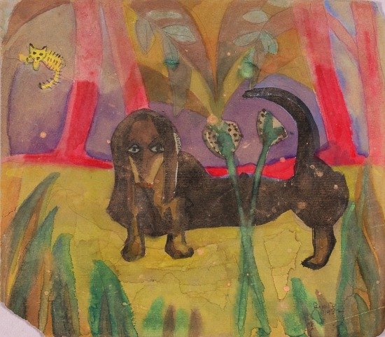 image for Untitled (Dachshund)