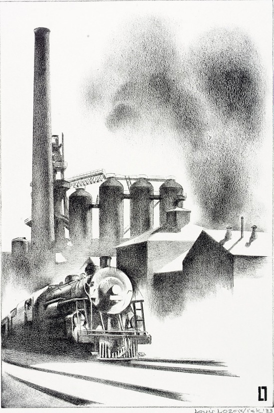 image for Train and Factory
