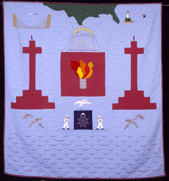 image for Statue of Liberty Quilt