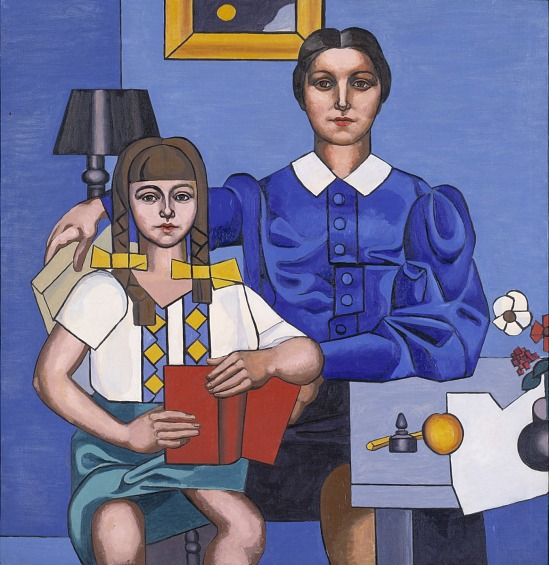 image for Woman and Girl