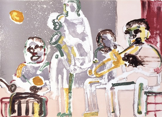image for Tenor Sermon, from the Jazz Series