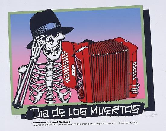 image for Dia de los muertos