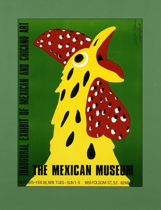image for Inaugural Exhibit of Mexican and Chicano Art