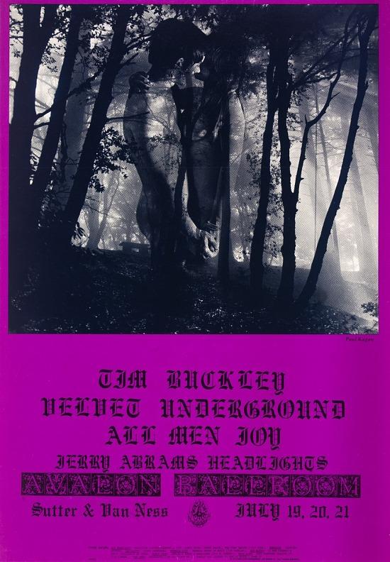 image for In a Woodpile (Tim Buckley, Velvet Underground...Avalon Ballroom, San Francisco, California 7/19/68-7/21/68)
