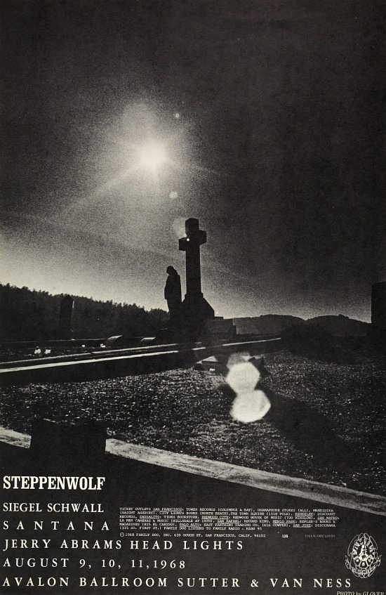 image for Aurora (Steppenwolf, Siegel Schwall...Avalon Ballroom, San Francisco, California 8/9/68-8/11/68)