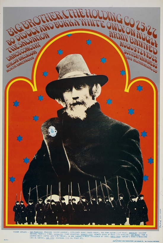 image for War and Peace (Big Brother and the Holding Company, Bo Diddly...Avalon Ballroom, San Francisco, California, 8/24/67-8/27/67)