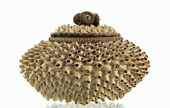 image for Acorn Basket, #74