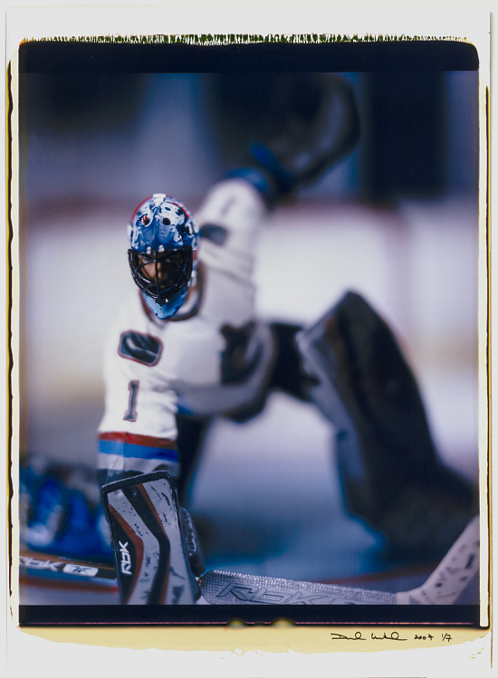 image for Untitled from the series Hockey
