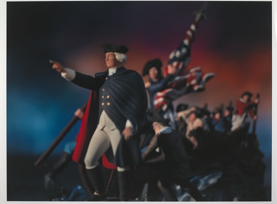 image for Washington Crossing the Delaware from the series History