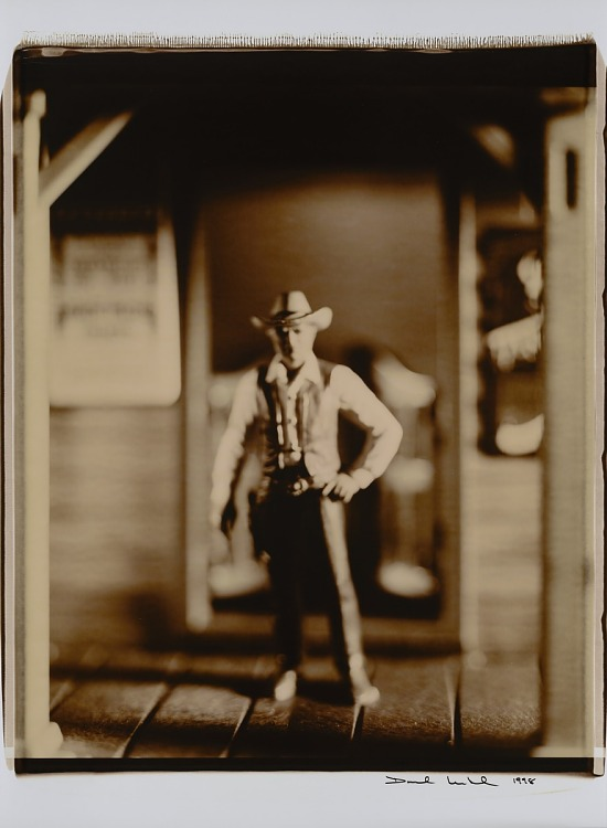 image for Untitled from the series Wild West (sepia)