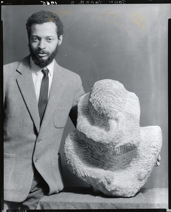 image for John Torres, Jr. photograph / (photographed by Peter A. Juley & Son)