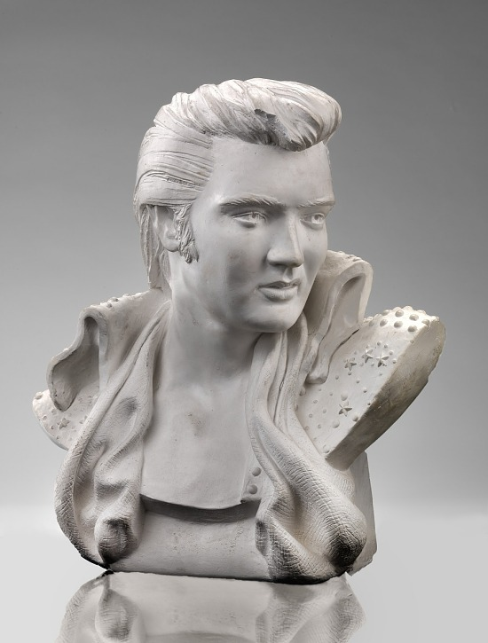 image for Bust of Elvis
