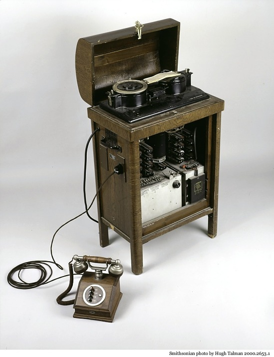 image for Telephone Answering Machine Component