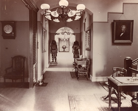 image for Smithsonian Institution Building Hallway