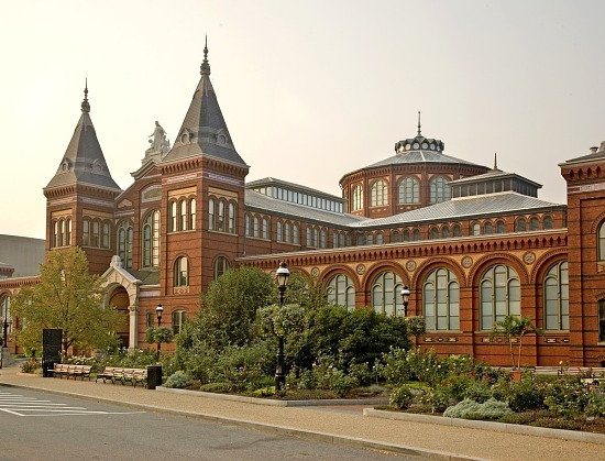 image for Arts and Industries Building
