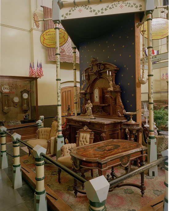 image for Exhibit of Parlor Furniture