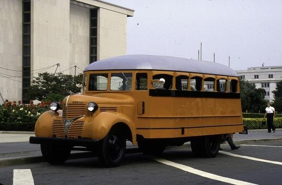 image for Carpenter-Dodge School Bus, 1939