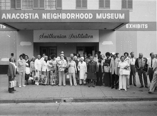image for Anacostia Historical Society Members
