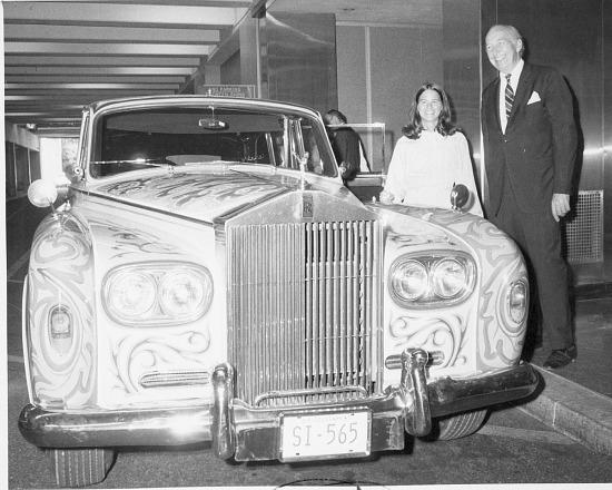 image for Beatles' Rolls Royce