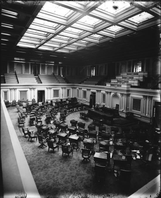image for U.S. Capitol, Senate Chambers