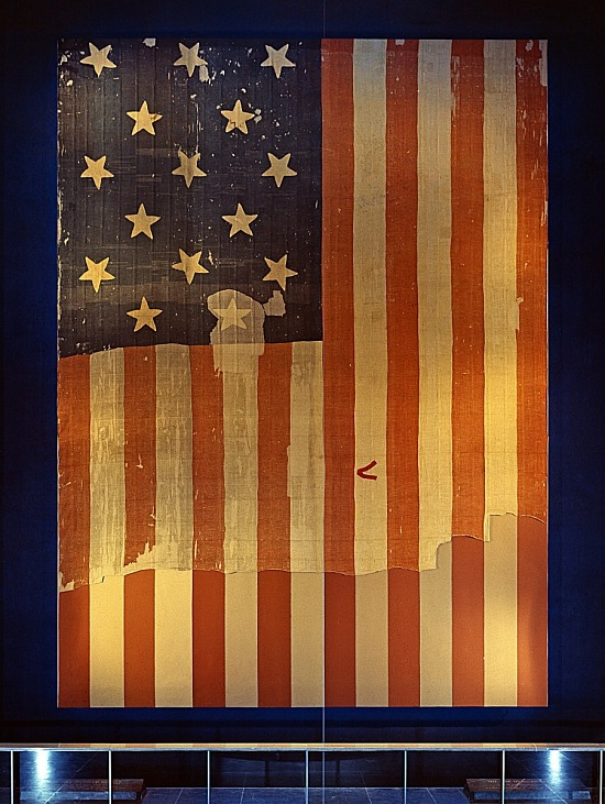 image for Star-Spangled Banner, NMAH