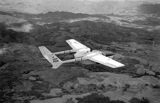 Cessna O-2A (Super Skymaster 337M) | Smithsonian Institution