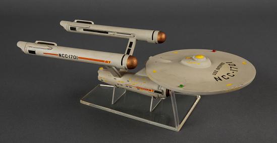 image for Stand, Model, Star Trek, Starship Enterprise